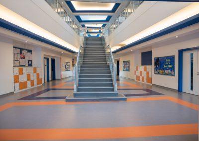 Labs stairway